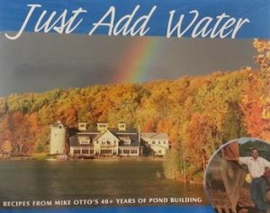 "Mike Otto's book, ""Just Add Water"""